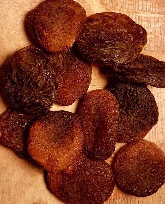 Natūralūs abrikosai