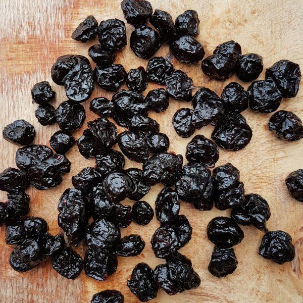 Šilauogės (be pridėtinio cukraus), 150g