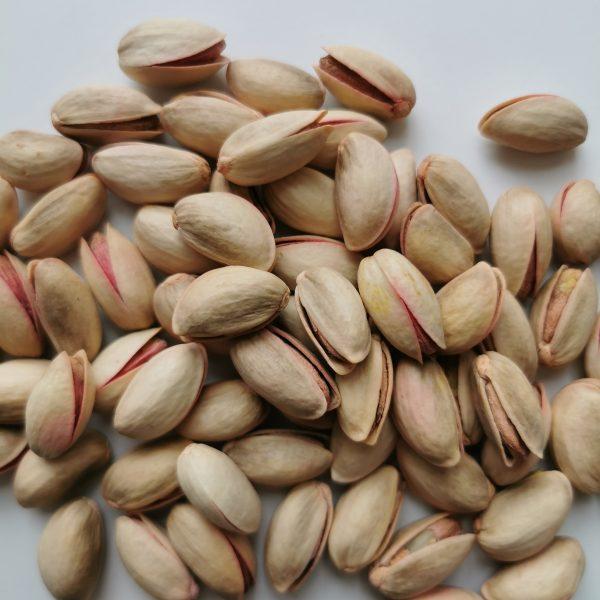 Rausvosios graikiškos pistacijos